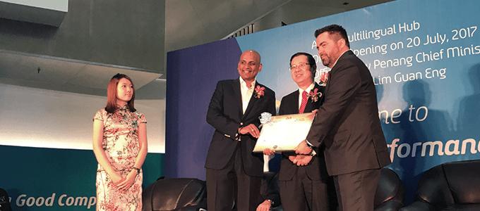 Multilingual Hub In Malaysia